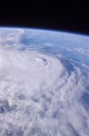 This view of Hurricane Charley was photographed by the crew of the International Space Station  early Friday, Aug. 13, 2004,