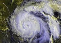 Highlight for album: Hurricane Dolly 7-23-2008